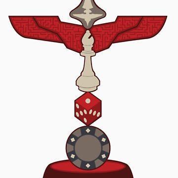 Totem Totem Pole by Spitfire19