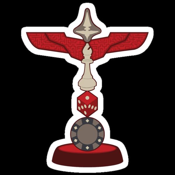 Totem Totem Pole by Ryan Pedersen