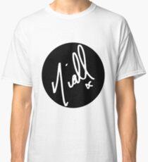 Niall Horan Signature - White Classic T-Shirt