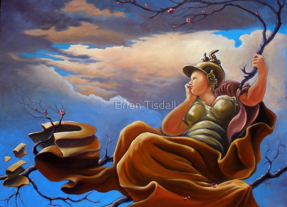 The Daydreamer by Brian Tisdall