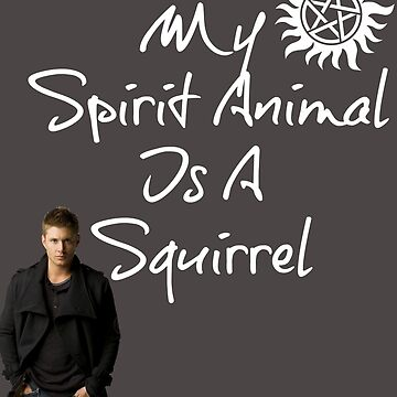 My Spirit Animal is a Squirrel by Mad-Kinks