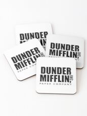 The Dunder Office Mifflin Inc. Design, T-Shirt, tshirt, tee, jersey, poster, Original Funny Gift Idea, Dwight Best Quote From Coasters