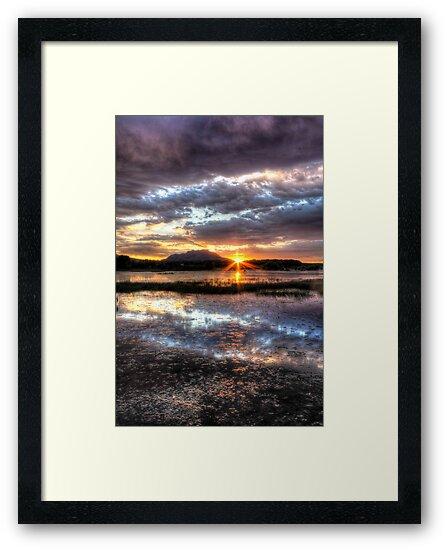 Willow Lake Blues by Bob Larson