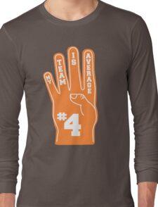 Orange Foam Finger T-Shirt