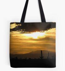 Sahuarita Sunset  Tote Bag