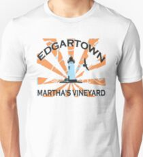 Edgartown - Martha's Vineyards. Unisex T-Shirt