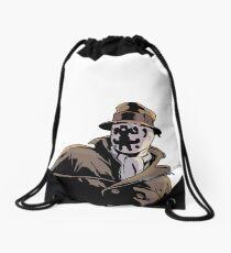 Rorschach from Watchmen Drawstring Bag