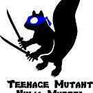 Teenage Mutant Ninja Murrel by SaveTheMurrel