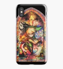 Winds of Flame and Sea iPhone Case