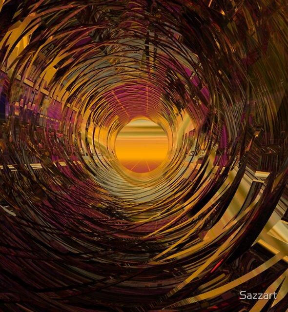 Vortexes Sphere Accelerator by Sazzart