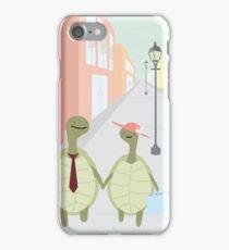 Cute Cartoon Turtles! iPhone Case/Skin