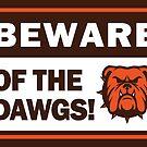«Cuidado con los Dawgs» de SaturdayAC