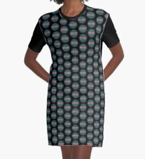 Stoic - The Joy of Being Graphic T-Shirt Dress