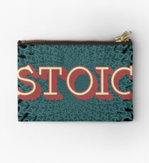 Stoic - The Joy of Being Zipper Pouch