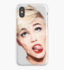 Miley Best Angles iPhone Case/Skin