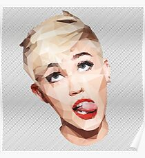 Miley Best Angles Poster