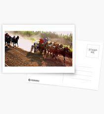 rolling thunder 2 Postcards