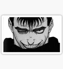 Berserk - Guts smile Sticker
