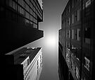 City Geometry by Vince Russell