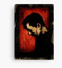 Don't Forget Me Dear Canvas Print