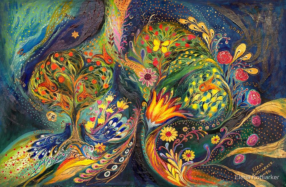 The Sea Garden by Elena Kotliarker
