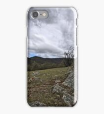 The Lookout - Tidbinbilla Nature Reserve iPhone Case/Skin