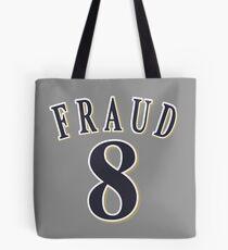 8 FRAUD Grey Tote Bag