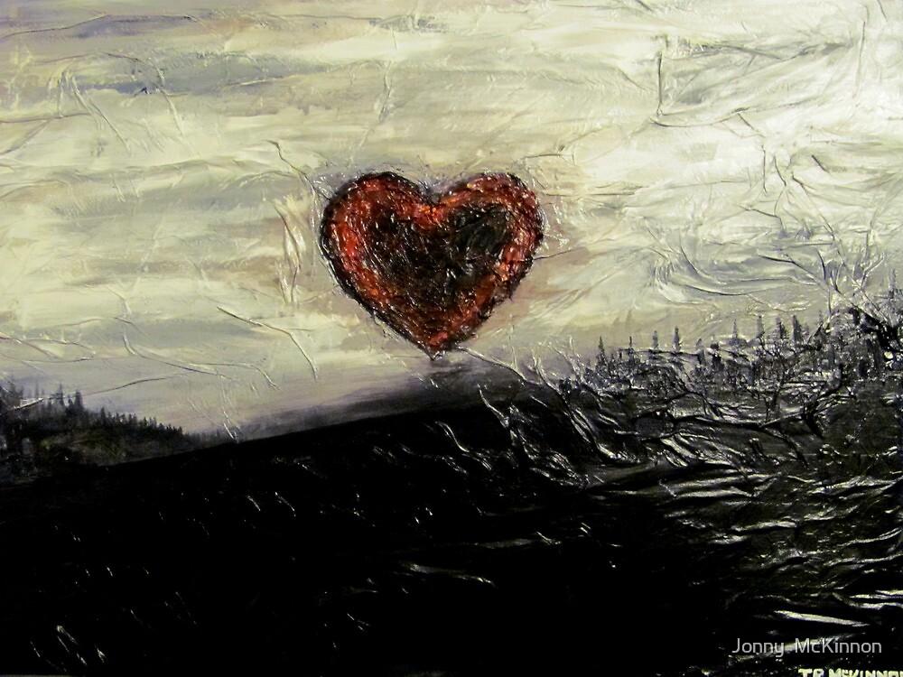 Follow Your Heart by Jonny  McKinnon