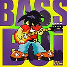 Bass Boi by Kev Moore
