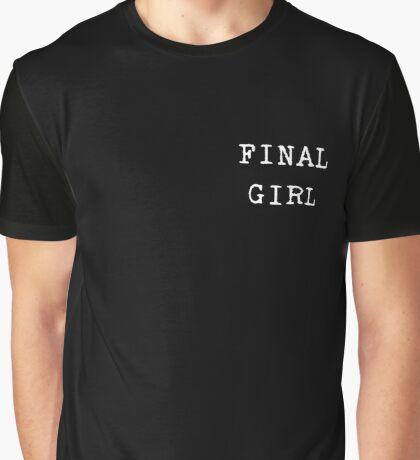 Final Girl Graphic T-Shirt