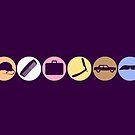 Reservoir Dogs  by SubtleGeek