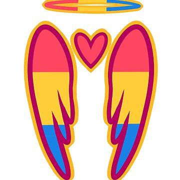 Pansexueller Engel von reinstaag