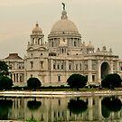 Victoria Memorial Hall by Amitava Ray