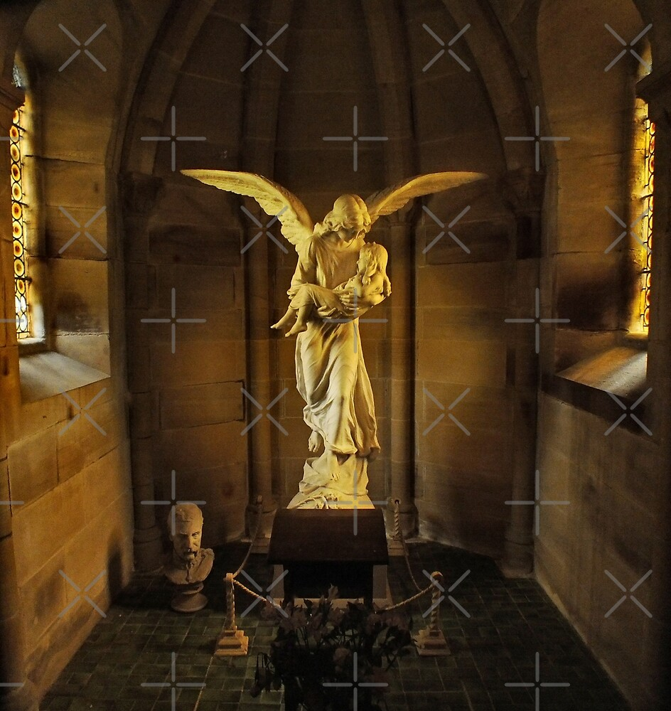 Trevor Mausoleum by Yampimon