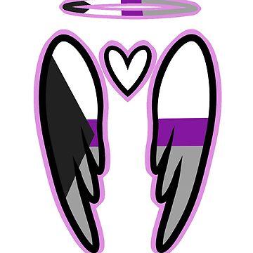 Demisexueller Engel von reinstaag