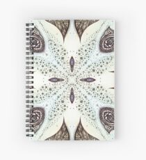 latest leaves Spiral Notebook