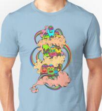Warp moutain Unisex T-Shirt