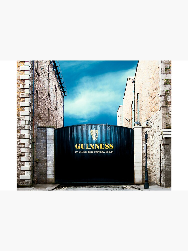 Guinness Storehouse by stuartk