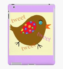 Tweet iPad Case/Skin