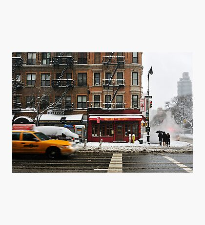 First avenue - 59th street -  New York Photographic Print