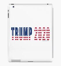 Trump 2020 Flag iPad Case/Skin