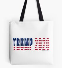 Trump 2020 Flag Tote Bag