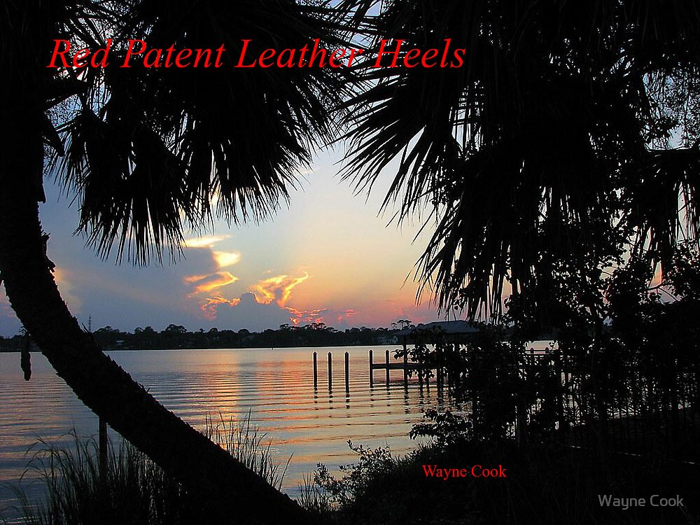 Red Patent Leather Heels-CD release on Amazon  by Wayne Cook
