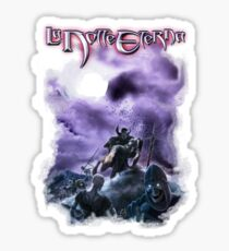 La Notte Eterna Sticker
