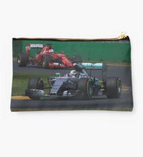 Lewis Hamilton & Sebastian Vettel Studio Pouch