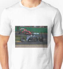 Lewis Hamilton & Sebastian Vettel Unisex T-Shirt