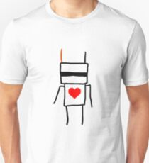 Chappie Love Unisex T-Shirt