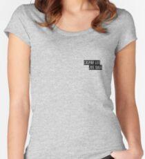 Joe Sugg, Caspar Lee / ThatcherJoe, Dicasp Women's Fitted Scoop T-Shirt