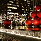 New York City Christmas by Bonnie Foehr