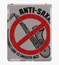 Anti-Saxxer iPad Case/Skin